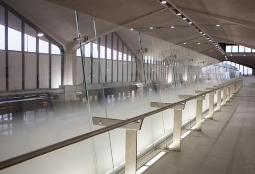 Great Glazing at Newark International Airport